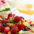 Fresh fruit salad — Stock Photo #5205285