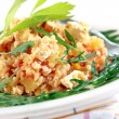 Risotto with bulgur - Stock Photo