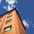 Block of flats - apartment building — Stock Photo #4101683
