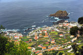 Porto Moniz, north of Madeira island, Portugal — Stock Photo