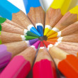 Colored pencil — Stock Photo #5139421