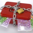 Cash box — Stock Photo #5168376