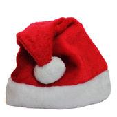 Nikolausmütze isoliert — Stockfoto