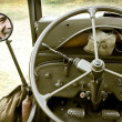 Постер, плакат: Detail of jeep Willys