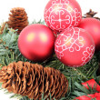 Christmas background — Stock Photo #4199058