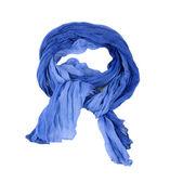 Cotton scarf — Stock Photo