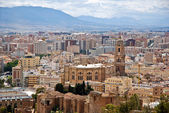 Malaga - view of the city 2 — ストック写真