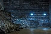 Slanic Salt Mine — Stock Photo