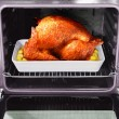 Roast turkey — Stock Photo #3925415