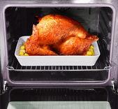 Roast turkey — Stock Photo