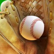 Baseball - Stock Photo