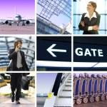 viaggio d'affari — Foto Stock