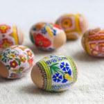 Easter eggs — Stock Photo #4802239