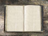 Viejo libro — Foto de Stock