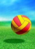 Multicolored ball — Stok fotoğraf