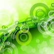 Vector de stock : Green fresh