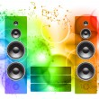 Royalty-Free Stock Vector Image: Music abstract