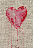 Bleeding heart — Stock Photo