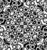 Oscillating chaos — Stock Photo