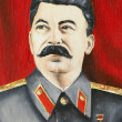 Stock Photo: Portrait of Stalin