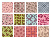 Backgrounds pattern — Stock Vector