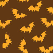 Halloween background pattern — Stock Vector