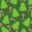 Vector Christmas background — Stock Vector #4198251