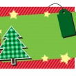 Christmas vector card — Stock Vector #4326072