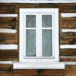 Old window — Stock Photo