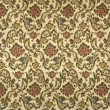 Stock Photo: Texture of vintage fabric