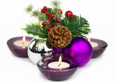 Beautiful Christmas Decoration — Stock Photo