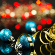 Christmas baubles — Stockfoto #4328464