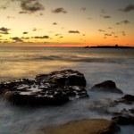 Magical irish sunset — Stock Photo