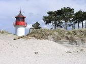 Leuchtturm auf hiddensee — Stockfoto