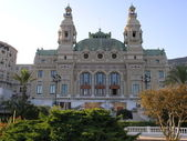 Casino Monte Carlo — Stock Photo