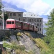 Rack railway — Stockfoto