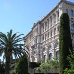 Oceanographic Museum Monaco — Stock Photo