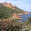 Stock Photo: Cap l'Esterel