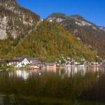 Beautiful Hallstatt in Austria — Stock Photo #4123990