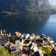 Beautiful Hallstatt in Austria — Foto Stock