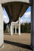 Pillar Bridge — Stock Photo