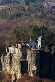 Castle Sloup — Stock Photo