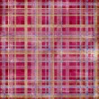 Royalty-Free Stock Photo: Shabby plaid background in pink