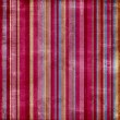 Vintage brown and pink shabby colored striped background — Stock Photo