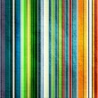 Stock Photo: Vintage shabby colored striped background