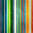 Vintage shabby colored striped background — Stock Photo #4154162
