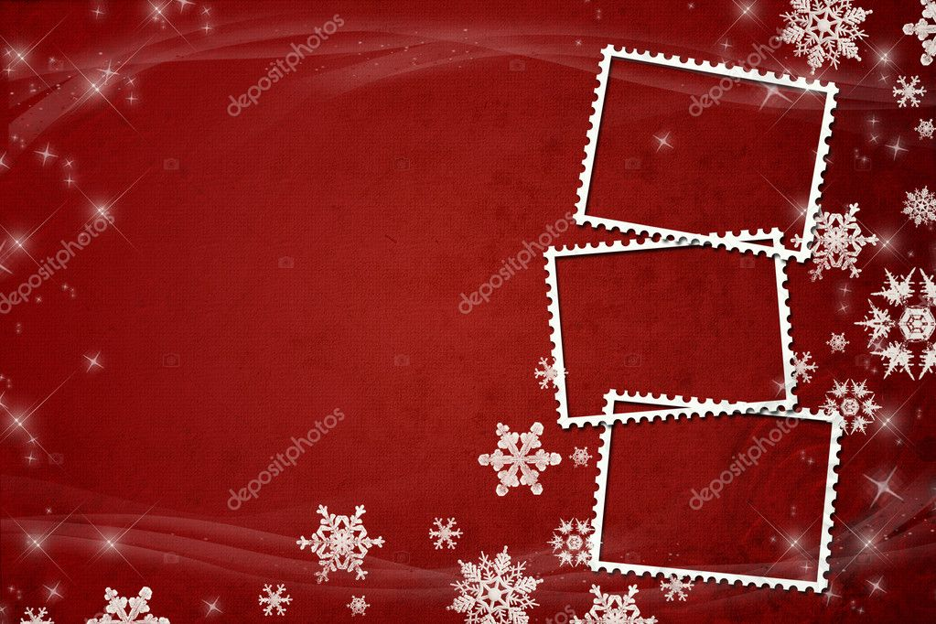 Christmas Background   Stock Photo #4297471