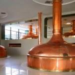 Bohemian brewery — Stock Photo