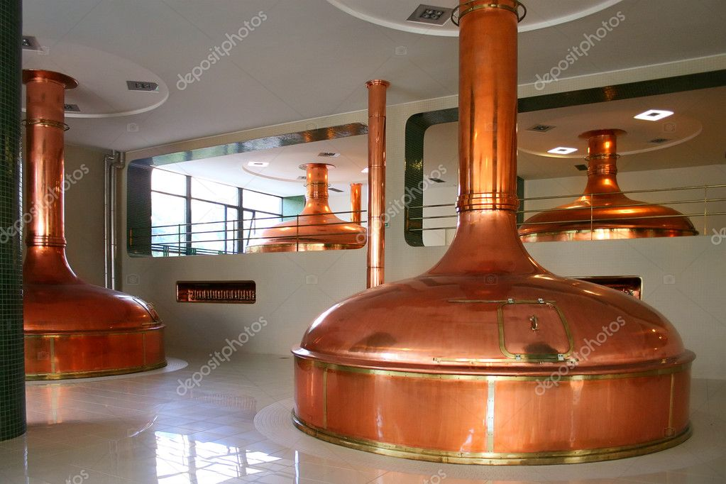 Bohemian brewery — Stock Photo #4110699