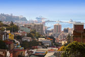 View on Valparaiso, Chile — Stock Photo